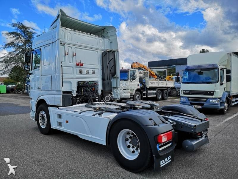 tracteur daf standard xf 510 4x2 gazoil euro 6 occasion