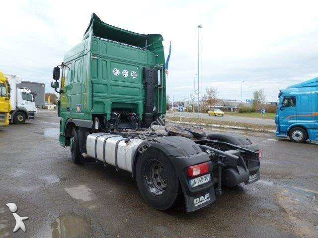 tracteur daf standard xf105 460 4x2 euro 5 occasion
