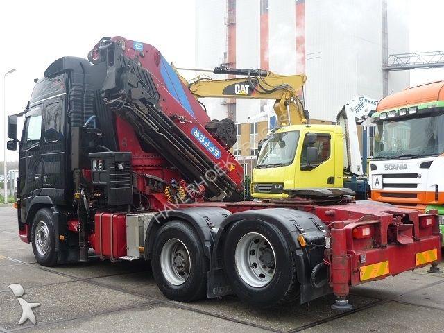 Ganz und zu Extrem Gebrauchter Volvo FH Sattelzugmaschine Schwertransport 16 6x2 &VV_26