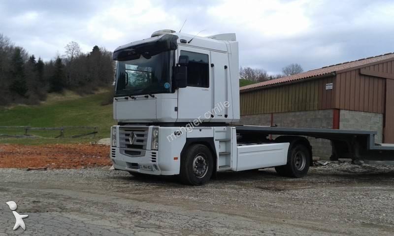 tracteur renault standard magnum 460 dxi 4x2 gazoil euro 5 occasion n 1453883. Black Bedroom Furniture Sets. Home Design Ideas