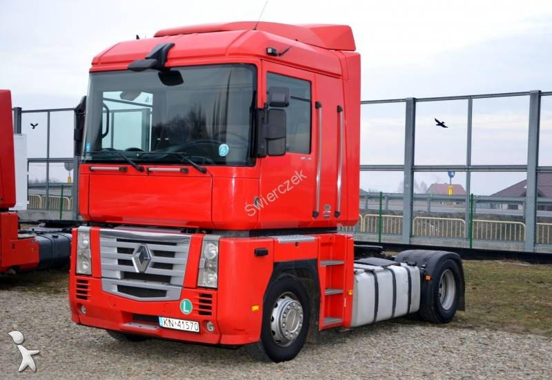 tracteur renault standard magnum 460 dxi 4x2 gazoil euro 5 occasion n 1532507. Black Bedroom Furniture Sets. Home Design Ideas