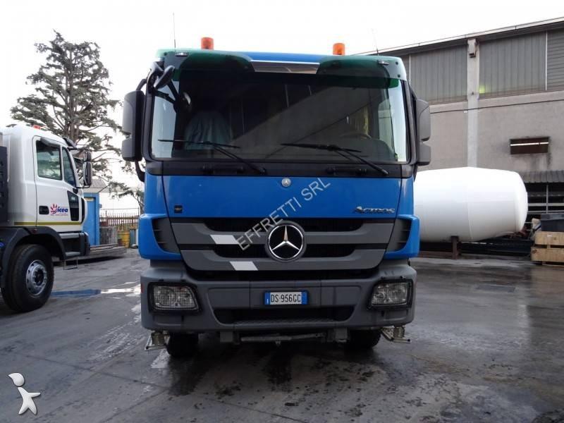 Tracteur mercedes standard actros 3346 6x4 gazoil euro 5 for Effretti usato