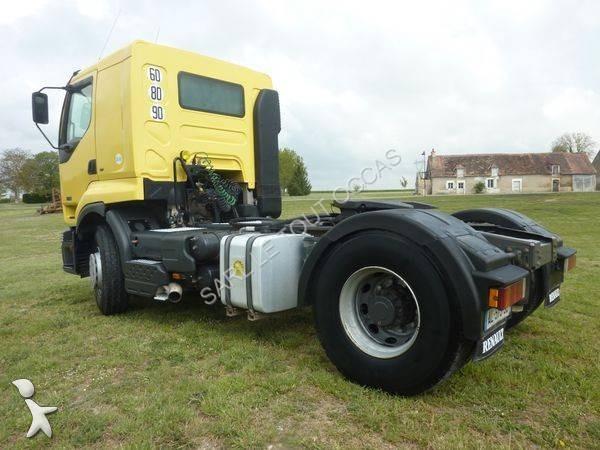tracteur convoi exceptionnel occasion renault premium 420 dci essence annonce n 2021473. Black Bedroom Furniture Sets. Home Design Ideas