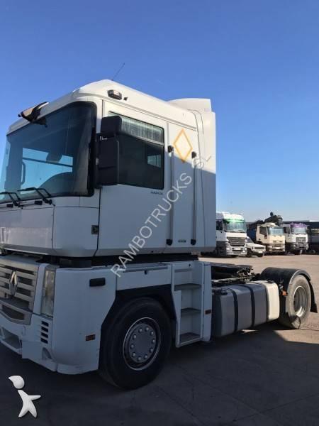 tracteur renault standard magnum dxi gazoil euro 4 occasion n 2022384. Black Bedroom Furniture Sets. Home Design Ideas