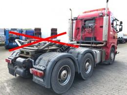 tracteur Scania standard R164 GA6x4NZ 480 R164 GA6x4NZ 480 mit Bullbar, Retarder, Hydraulik 6x4 Gazoil Euro 3 Système hydraulique occasion - n°2674728 - Photo 5