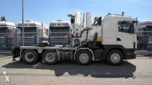 View images Scania 164 G/580 V8 WITH EFFER 920 6S CRANE WITH JIB 4S 467.000KM tractor unit
