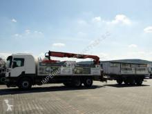 Zobaczyć zdjęcia Ciągnik siodłowy Scania 124L 420/ 6X2 / CRANE PALFINGER PK16000+ TRAILER