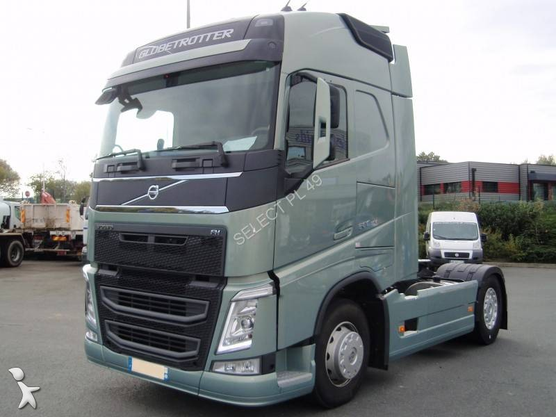 used rental volvo fh standard tractor unit 500 4x2 diesel. Black Bedroom Furniture Sets. Home Design Ideas