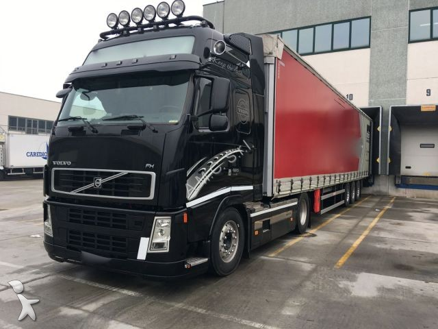 tracteur volvo standard fh euro 5 occasion n 1909424. Black Bedroom Furniture Sets. Home Design Ideas