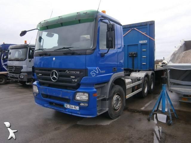 tracteur mercedes convoi exceptionnel actros 3355 sn 33