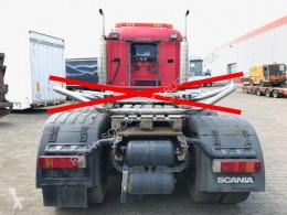tracteur Scania standard R164 GA6x4NZ 480 R164 GA6x4NZ 480 mit Bullbar, Retarder, Hydraulik 6x4 Gazoil Euro 3 Système hydraulique occasion - n°2674728 - Photo 6