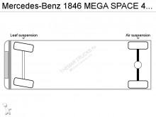 Voir les photos Tracteur Mercedes 1846 MEGA SPACE