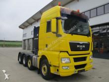 used MAN exceptional transport tractor unit TGX 33.540 8x4 Schwerlast 160 To Zuggewicht 8x4 Diesel Euro 5 - n°2779585 - Picture 7