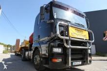 tracteur MAN standard TG 460 A 4x2 Euro 2 occasion - n°2879670 - Photo 8