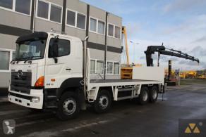 camión Hino 700FY crane