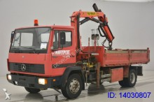 camion Mercedes LN 1317 Ecoliner