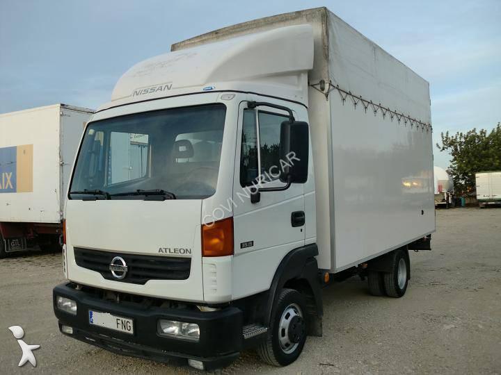 tweedehands vrachtwagen nissan bakwagen atleon 4x2 euro 3 n 1116486. Black Bedroom Furniture Sets. Home Design Ideas