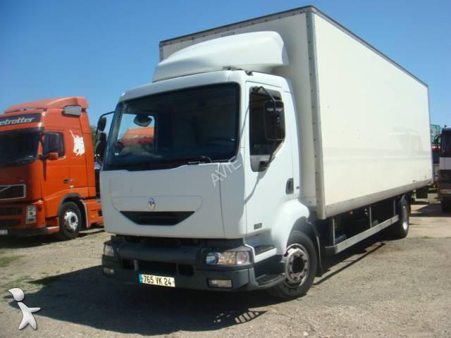 camion renault fourgon midlum 270 4x2 gazoil euro 3 hayon occasion n 1142558. Black Bedroom Furniture Sets. Home Design Ideas