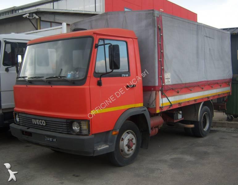 camion iveco savoyarde occasion n 1150684. Black Bedroom Furniture Sets. Home Design Ideas