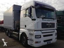 camion plateau ridelles MAN