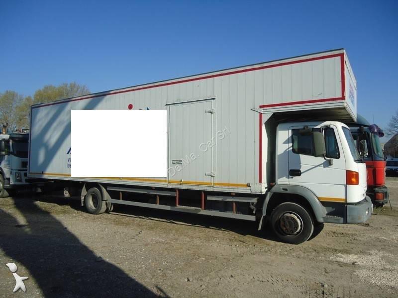 camion nissan fourgon d m nagement atleon 120 gazoil euro. Black Bedroom Furniture Sets. Home Design Ideas