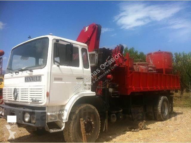 Voir les photos Camion Renault DG-210-20