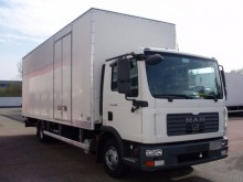 camion MAN TGL 12.180 EURO 4 Koffer 7,5m Luftfederung LBW