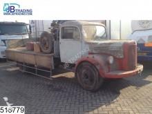 ciężarówka platforma Mercedes