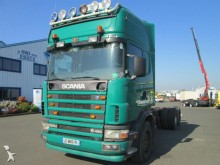 camion Scania G 164G480