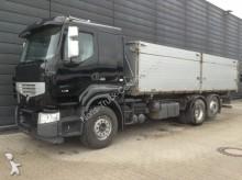 camion benne céréalière Renault
