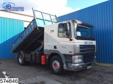 camion DAF 85 CF 380 Manual, Borden