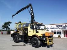camion citerne Unimog