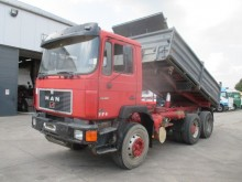 camion MAN 26.362 (FULL STEEL SUSPENSION)
