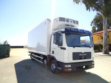 camion frigo multi température MAN