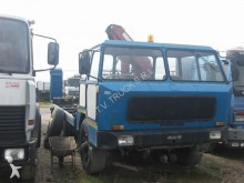 camion fourgon Camb