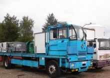 camion plateau standard Renault