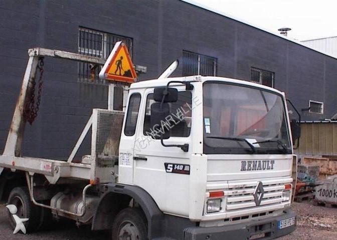 camion renault polybenne gamme s 140 4x2 occasion n 1344910. Black Bedroom Furniture Sets. Home Design Ideas