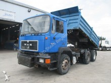 camion MAN 26.372 (FULL STEEL SUSPENSION)