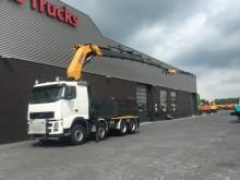 camión Volvo FH 12 480 8X4 TRACTOR + 100T/M CRANE + JIB