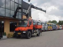 camión Ampliroll Unimog