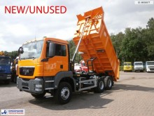 camion MAN TGS 33.400 6X4 tipper 16 m3 NEW