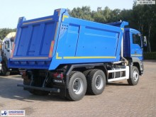 camion MAN TGS 33.360 6X4 tipper 16.5 m3 NEW