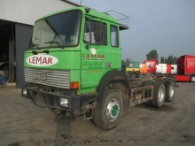 camion Iveco Turbostar 260-25 (full steel suspension)