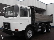camion MAN 26-321, 6x4, Full Spring, 6 Cylinder