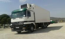 camión Mercedes Actros 2535 L