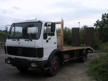 Mercedes 1417 heavy equipment transport