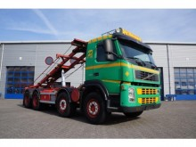 camion Volvo FM 460 8X4 FULL STEEL HUB REDUCTION