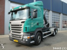 camión Scania R 500 6X2 V8 Euo 5 Manual