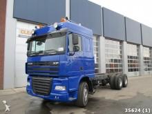 camion DAF FAT 105 XF 460 6x4 Euro 5 Retarder