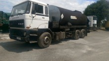 camion cisterna bitume DAF